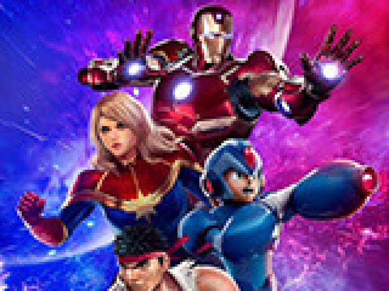 漫画英雄vs卡普空:无限 破解版