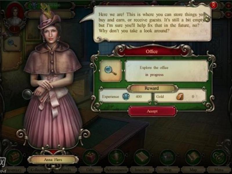 爱伦·坡谜案:黄昏 英文版下载
