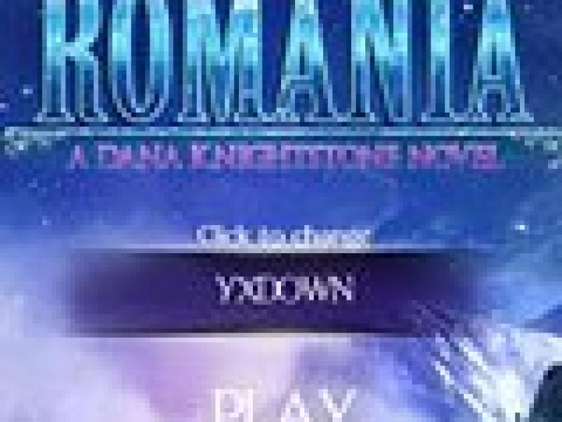 丹娜·金士顿的小说5:罗马尼亚死亡与背叛 中文版