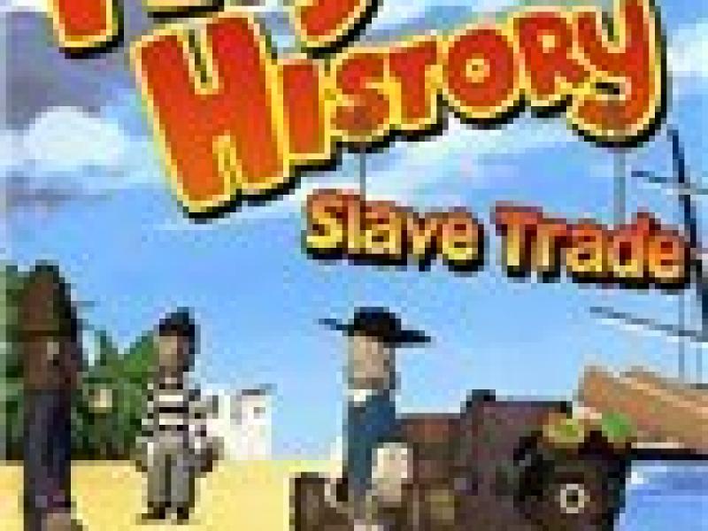 历史游戏:奴隶交易 �
