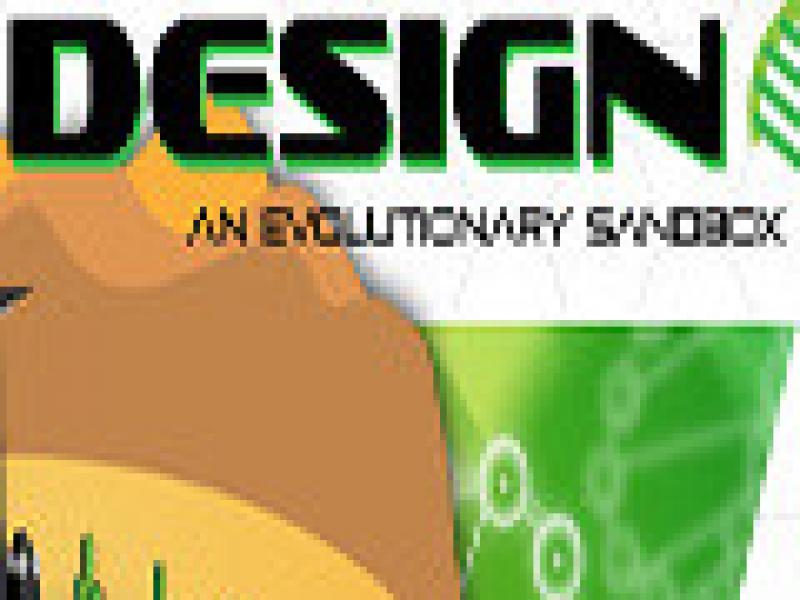 智能设计:进化沙盒 英文版