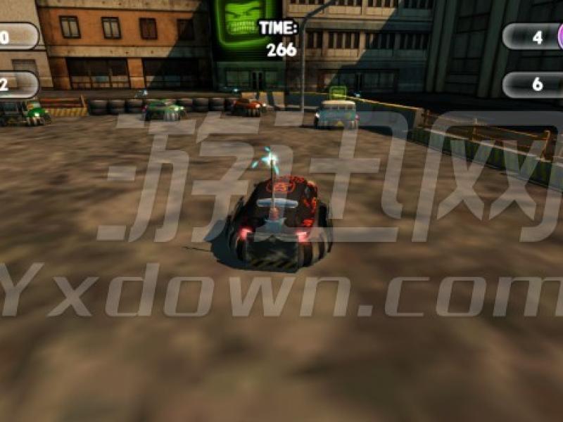 终极碰碰车 测试版下载