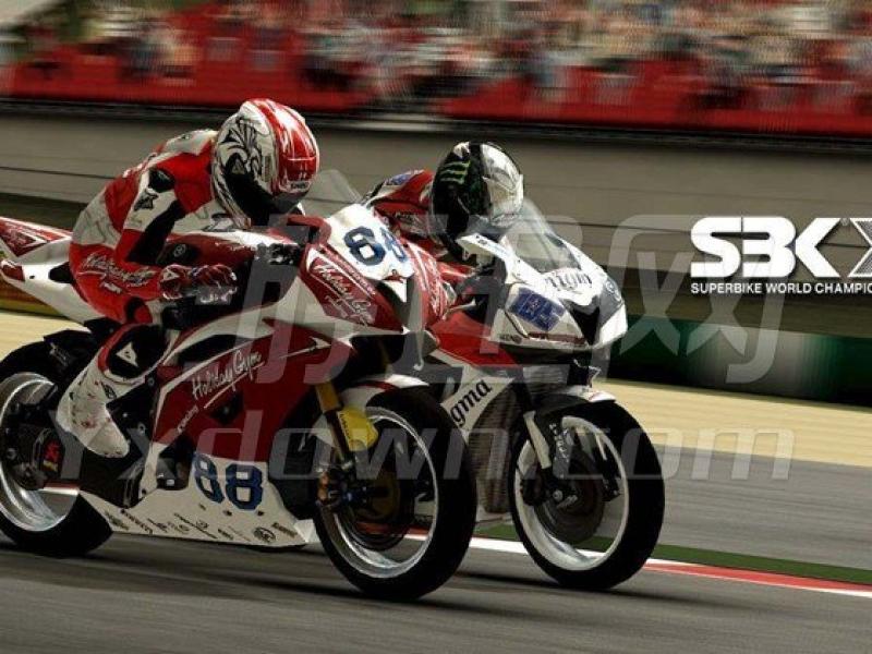 世界超级摩托车锦标赛10 破解版下载