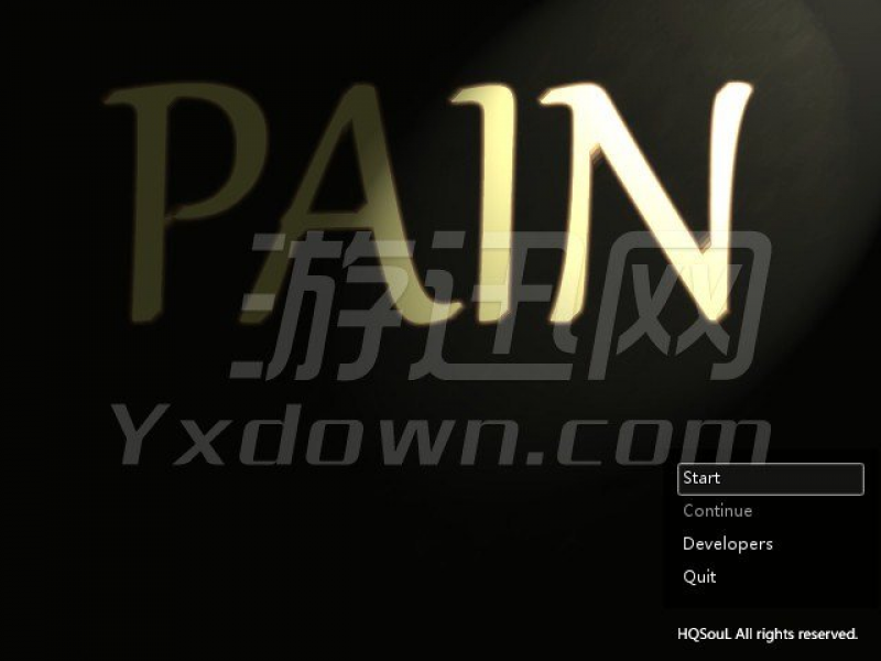 痛觉 中文版下载