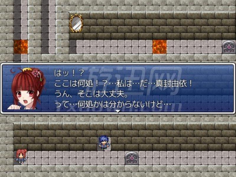 逃离地牢:红之誓言 日文版下载