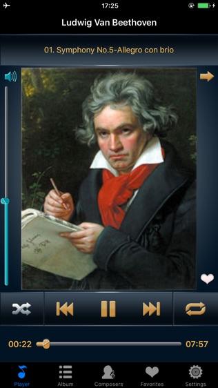 世界十大交响乐免费版HD软件截图1