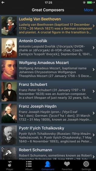 世界十大交响乐免费版HD软件截图2