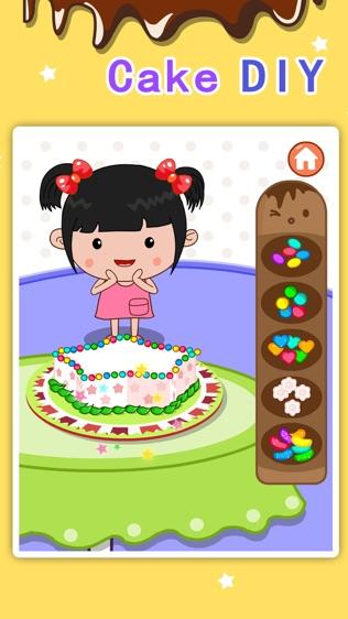 丫丫做蛋糕软件截图1