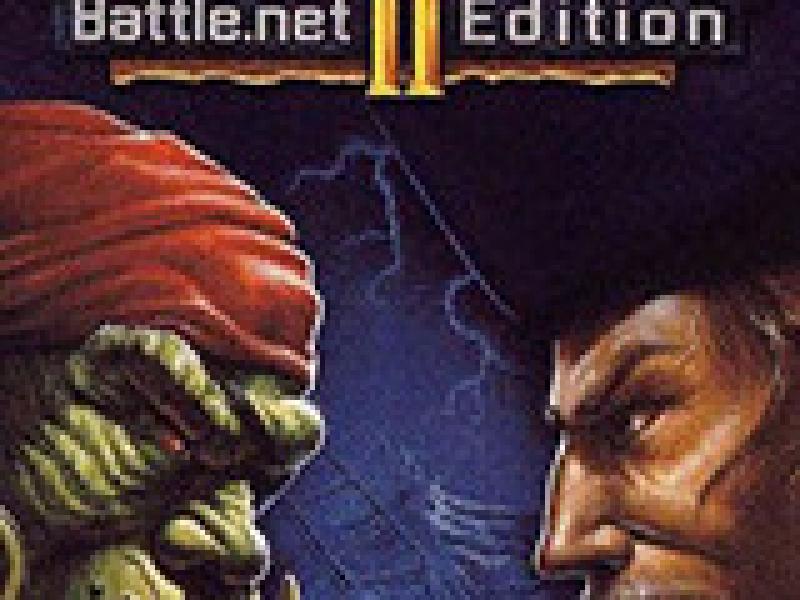 魔兽争霸2:战网版 英文版2.02