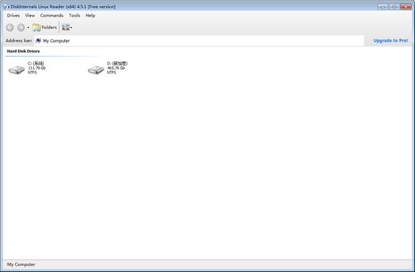 DiskInternals Linux Reader(Linux分区文件查看器)下载