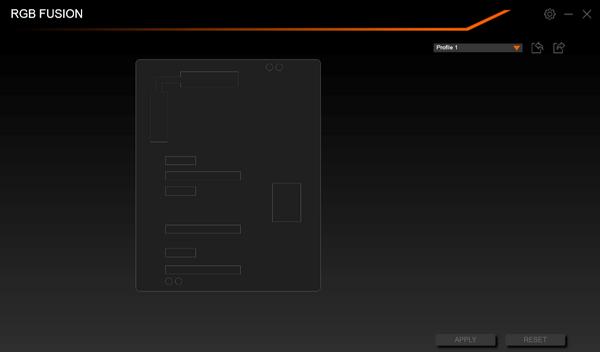 RGB Fusion(技嘉RGB管理软件)下载