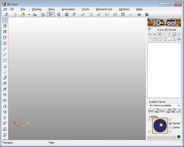 3D-Tool(可视化3D查看工具)下载