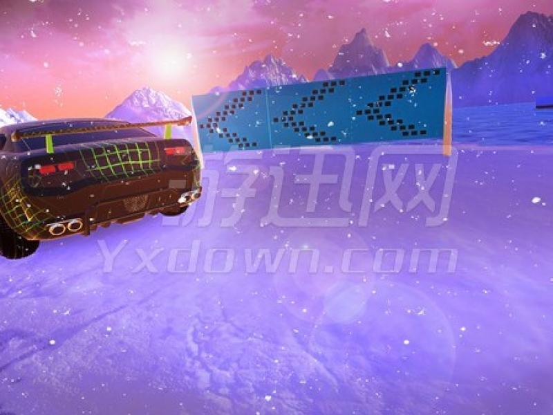 冰封漂移赛车 中文版下载