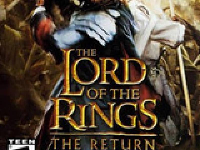 指环王-国王归来 英文