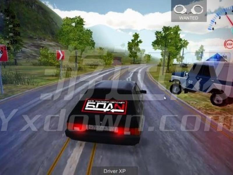 俄国汽车司机模拟 英文版下载