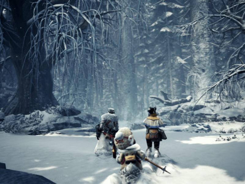 怪猎世界冰原 PC版下载