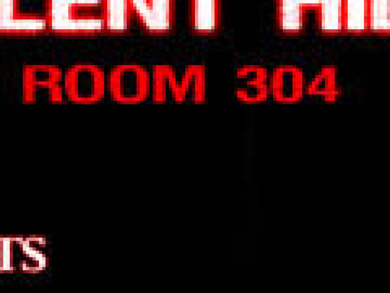 寂静岭:304室 英文版