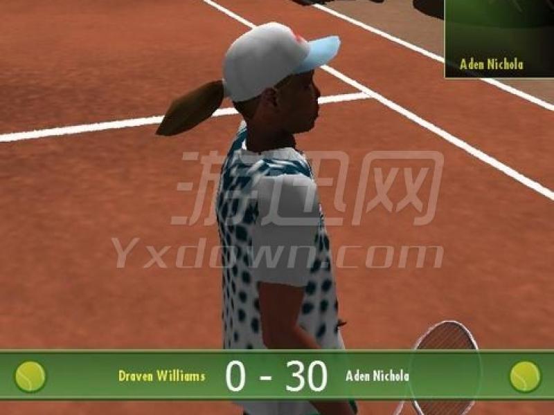 国际职业网球赛 英文版下载