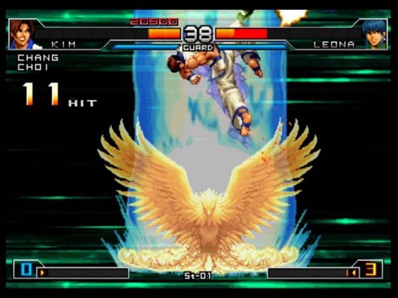 拳皇2002:无限之战 中文版下载
