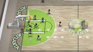 Stickman Basketball软件截图2