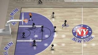 Stickman Basketball软件截图0