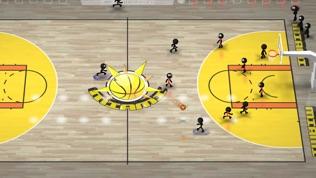 Stickman Basketball软件截图1