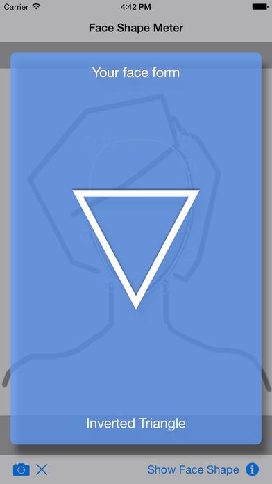 测眼型的app软件截图2