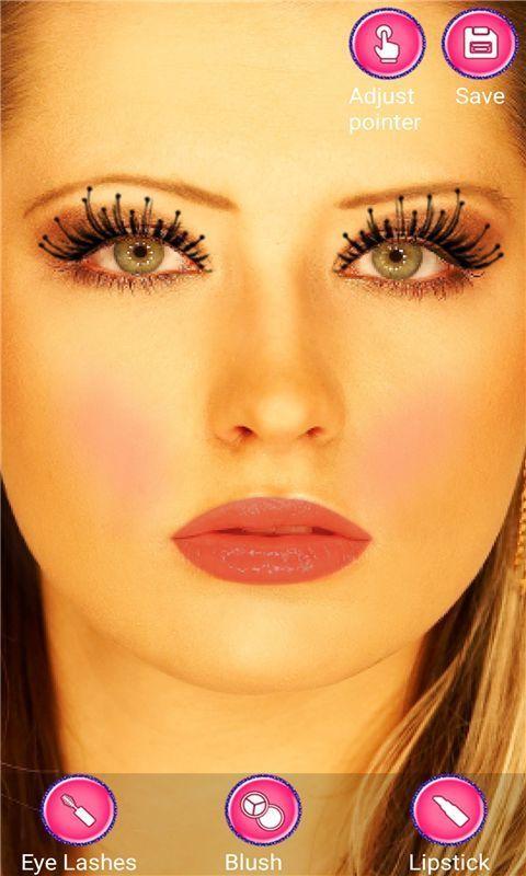 美女美妆神器软件截图2