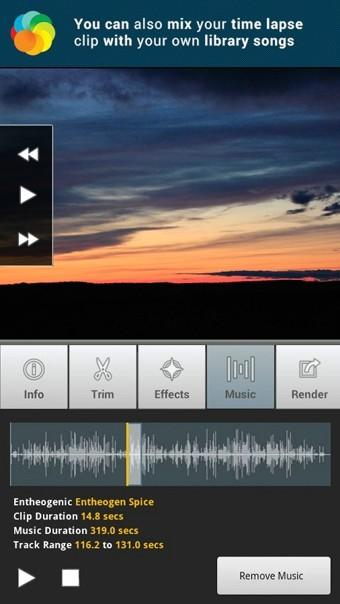 Lapse It.Time Lapse.Pro(延时摄影)软件截图3