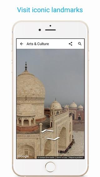 谷歌艺术博物馆软件截图3