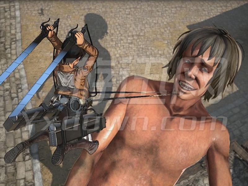 Attack on Titan PC版下载