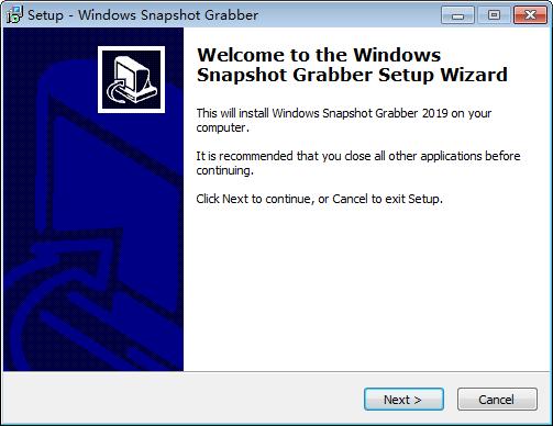 Windows Snapshot Grabber(屏幕截图软件)下载