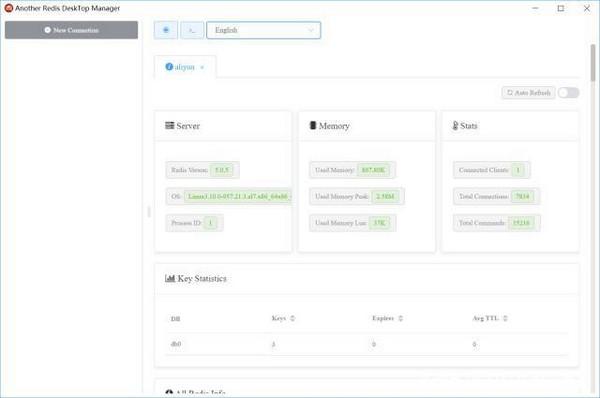 Another Redis DeskTop Manager(可视化管理工具)下载