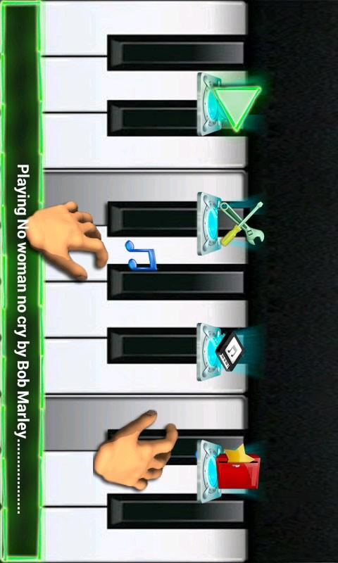 儿童学钢琴软件截图3