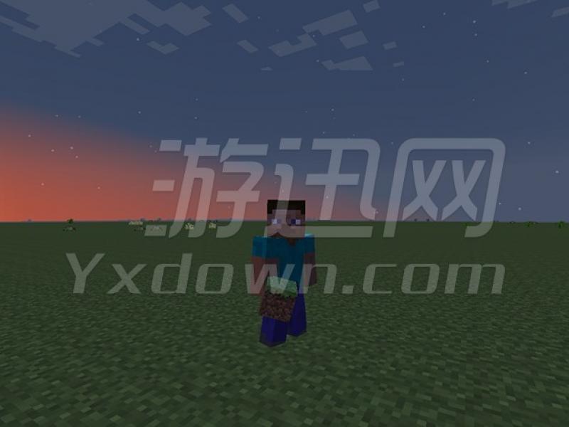 我的世界一点也不中二的世界 中文版1.7.10下载