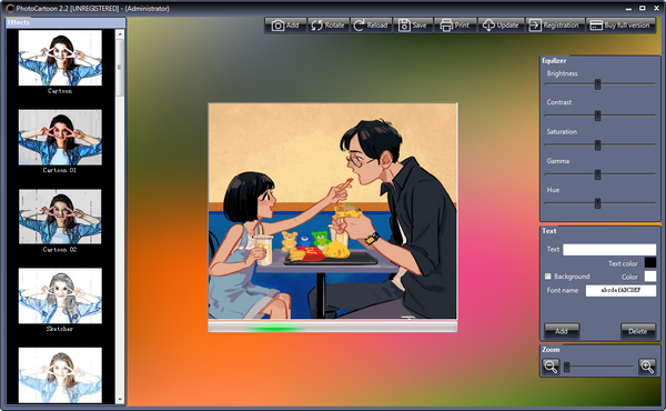 Photocartoon(照片转漫画软件)下载
