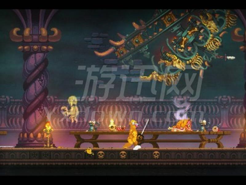 Nidhogg 2 中文版下载