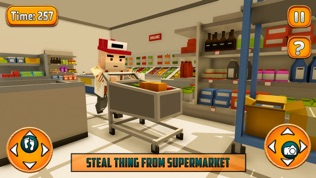 Scary Manager In Supermarket软件截图0