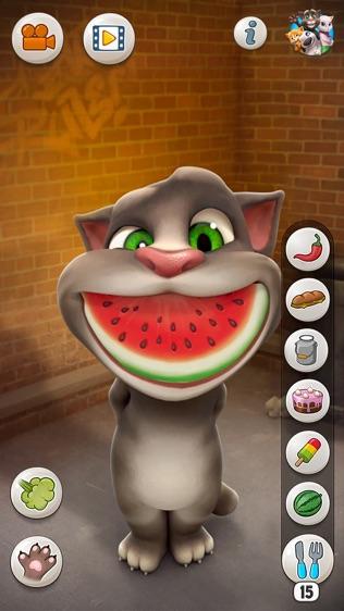会说话的汤姆猫软件截图1