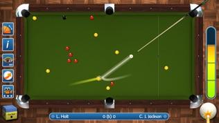 Pro Pool 2012软件截图1