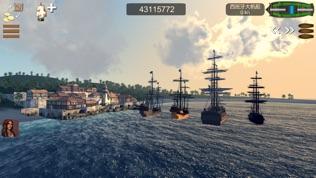 The Pirate: Caribbean Hunt软件截图1