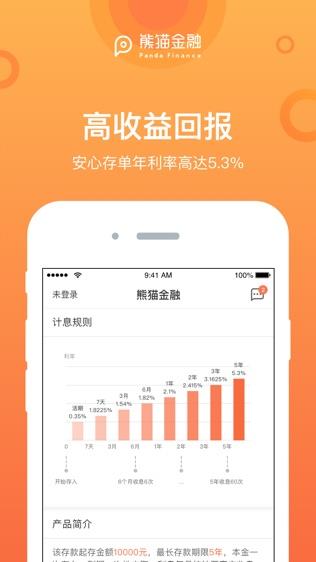熊猫金融软件截图2