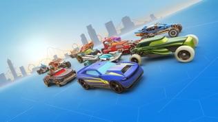 Hot Wheels: Race Off软件截图0