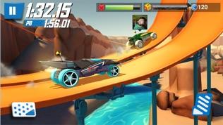 Hot Wheels: Race Off软件截图1