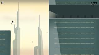 Stickman Roof Runner软件截图0
