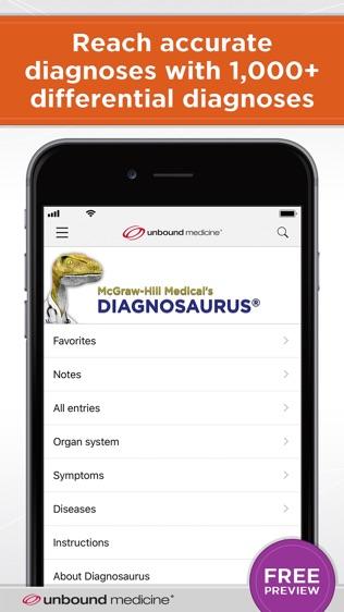 Diagnosaurus DDx软件截图0