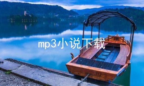 mp3小说下载软件合辑