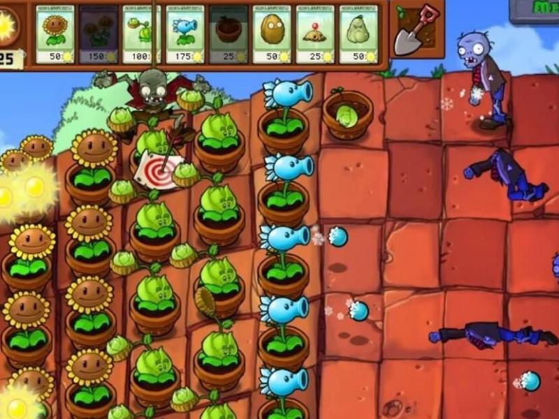 植物大战僵尸3 单机版下载