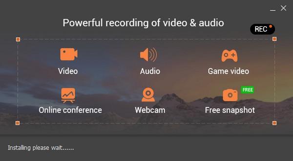 FoneLab Screen Recorder(屏幕录制软件)下载