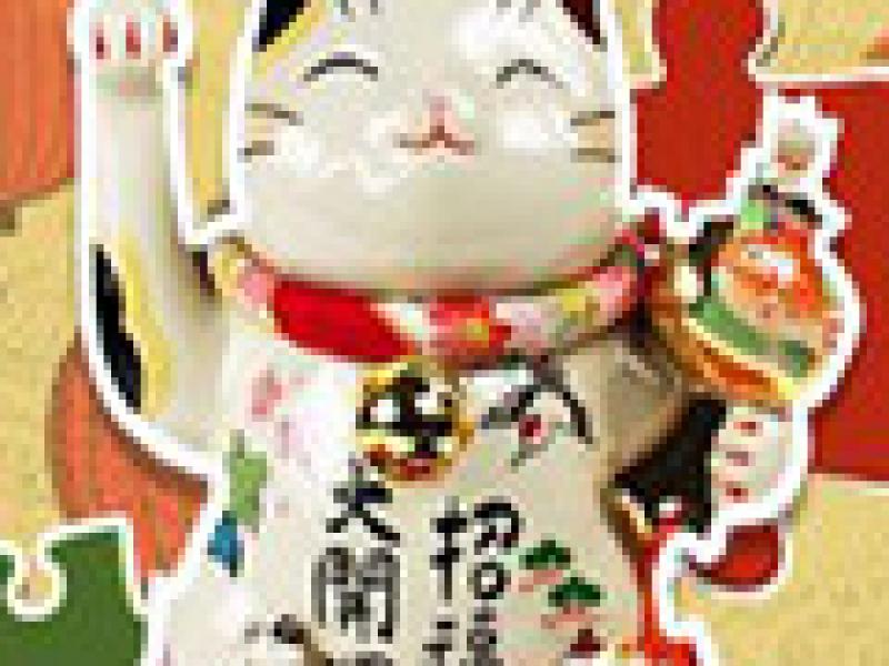 1001拼图世界巡回:亚洲 英文版
